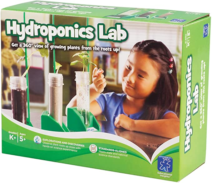 Educational Insights Hydroponics Lab