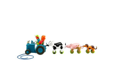 Educational Insights Bright Basics Tractor Pull