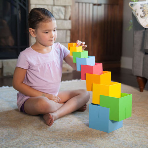Fat Brain Toy Co Dado Cubes