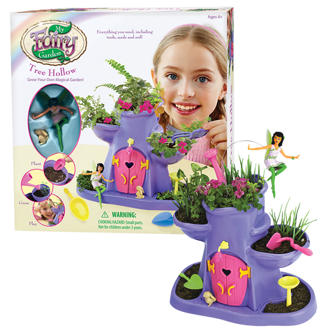 Play Monster My Fairy Garden Willow's Tree Hollow