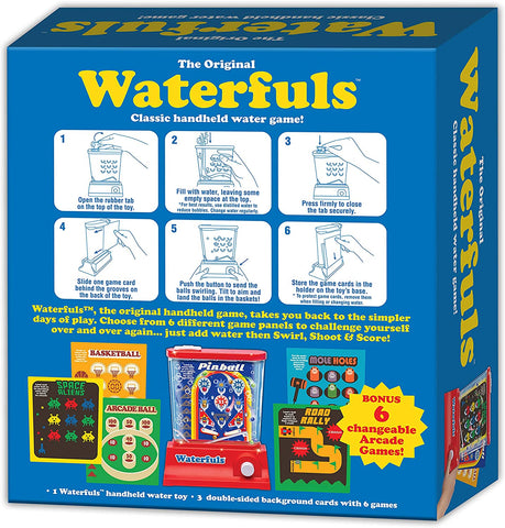 Play Monster The Original Waterfuls