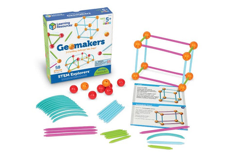Learning Resources Geomakers