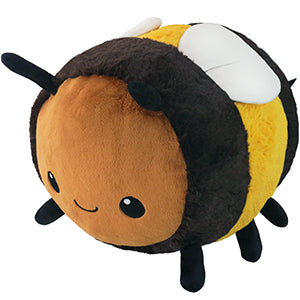 Squishable Fuzzy Bumble Bee