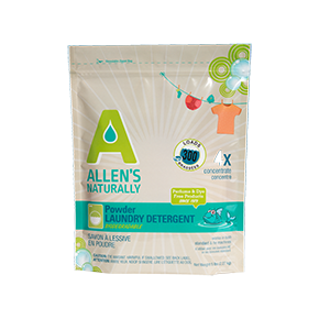 Allen's Naturally Natural Powder Laundry & Cloth Diaper Detergent