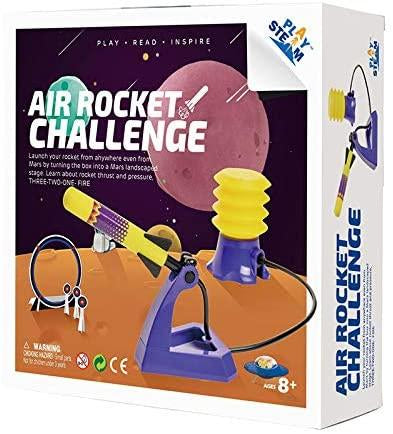 PlaySTEAM Air Rocket Challenge
