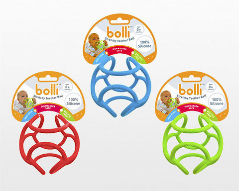 Ogobolli Bolli Stretchy Teether Ball