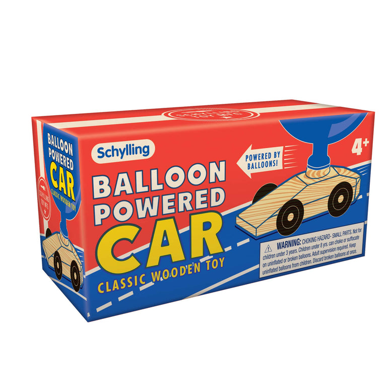 Schylling Balloon Powered Car