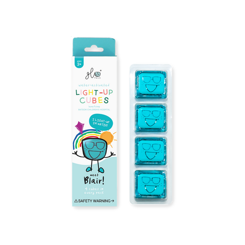 Glo Pals 4 Pack - Blair