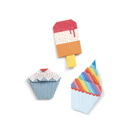 DJECO Petit Gifts Origami Sweet Treats