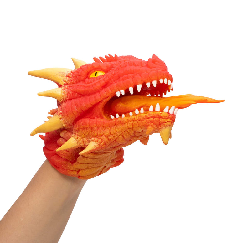 Schylling Dragon Hand Puppet