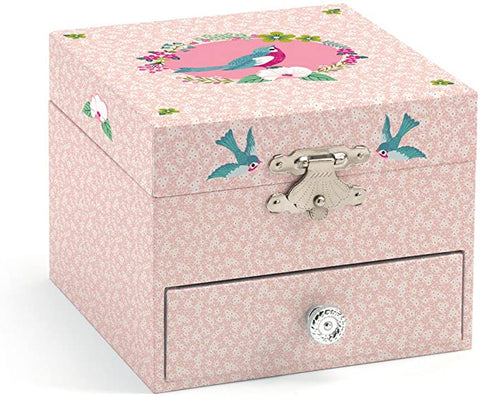 DJECO The Finch's Tune Jewelry Box