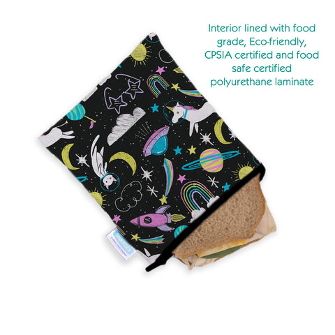 Thirsties Simply Sustainable Sandwich and Snack Bag