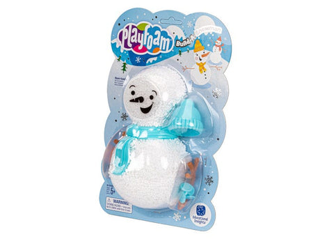 Educational Insights Playfoam Build-A-Snowman