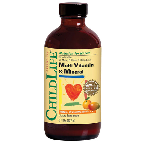 Child Life Multi Vitamin and Mineral - 8oz