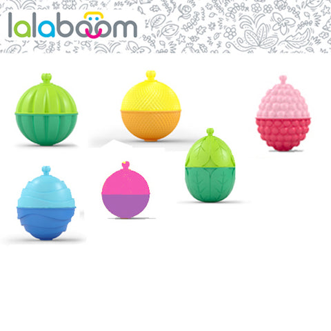 Fat Brain Toy Co Lalaboom 12 Piece Set