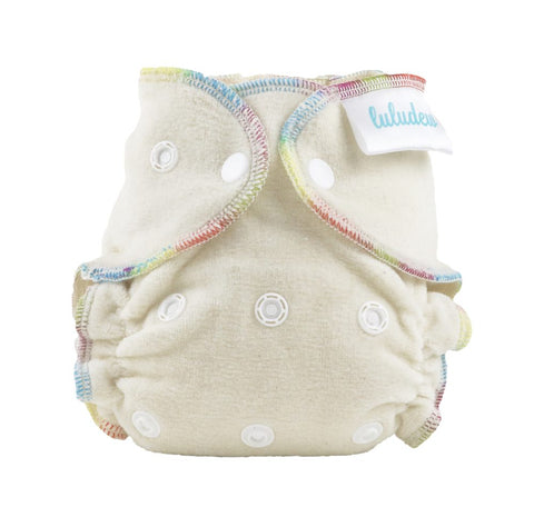 Luludew Fitted Cloth Diaper