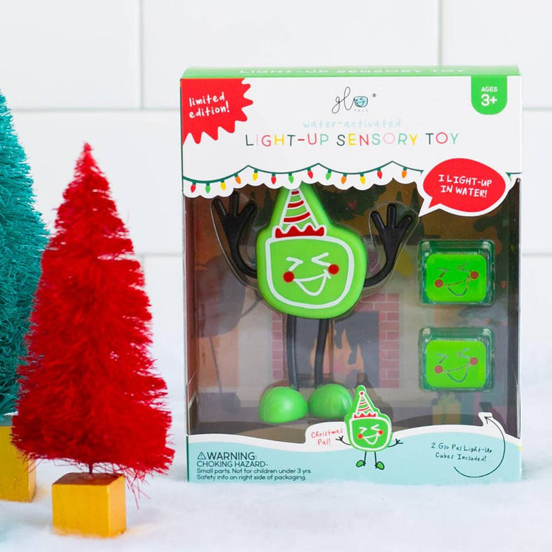 Glo Pals Character Set - Limited Edition Christmas