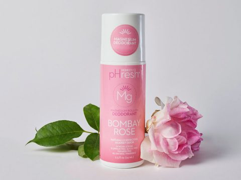 Honestly pHresh Bombay Rose Roll-On Deodorant