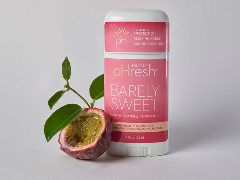 Honestly pHresh Barely Sweet Prebiotic Deodorant