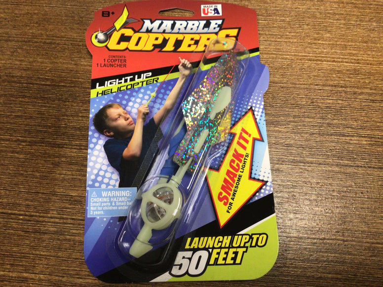 SD Toy- Marble Copter