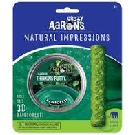 Crazy Aaron's Natural Impressions Thinking Putty with Roller