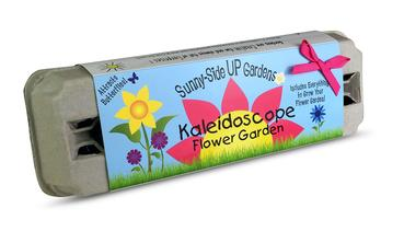Backyard Safari Company Sunny Side Up Gardens Kaleidoscope Flower Garden
