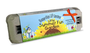 Backyard Safari Company Sunny Side Up Little Summer Fun Garden