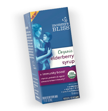 Mommy's Bliss Elderberry Syrup