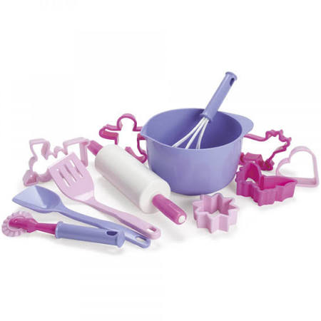 Dantoy For My Little Princess -Baking Set – 12 pcs