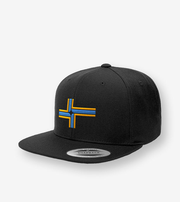 Official Portland Oregon Flag Hats