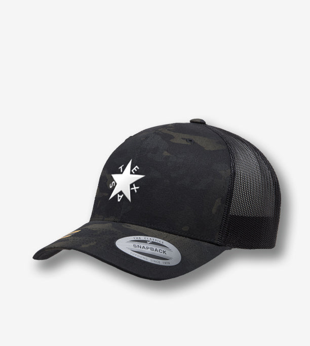 OFFICIAL LONE STAR STATE FLAG OF TEXAS HAT
