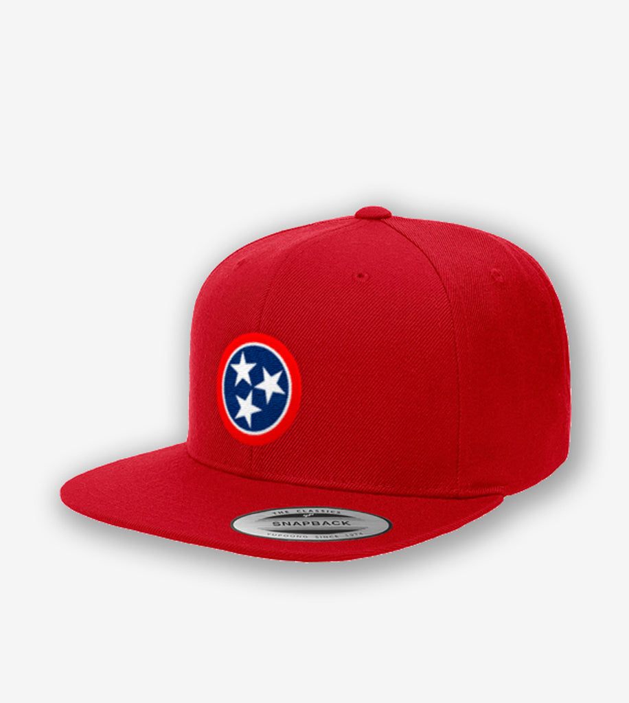 Official State of Tennessee Flag Hat
