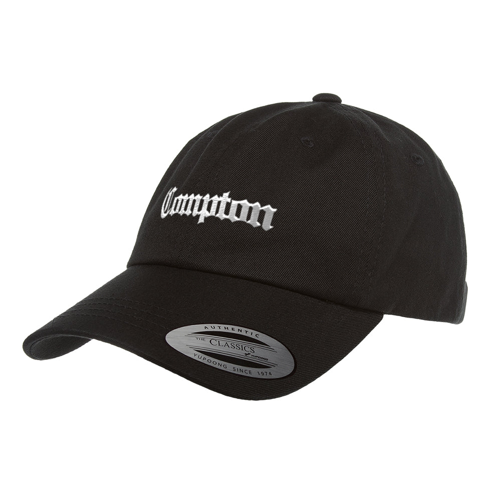 Compton California N.W.A. Eazy-E Official Flag Dad Hat Low Profile Cotton Twill 6245CM