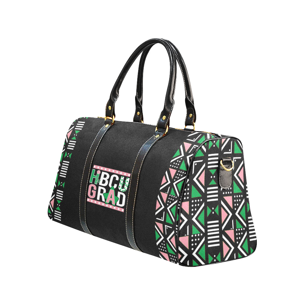 HBCU GRAD Pearl Edition Travel Bag