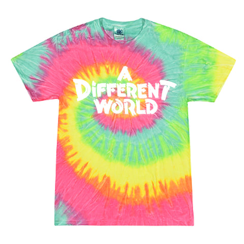 New Nostalgia | A Different World | Tshirt - Tie Dye