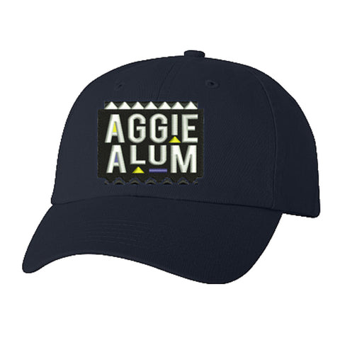 Shop 1891 | Aggie Alum | Ball Cap - Navy