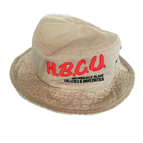 HBCU | D.A.R.E. Inspired | Bucket Hat - Khaki