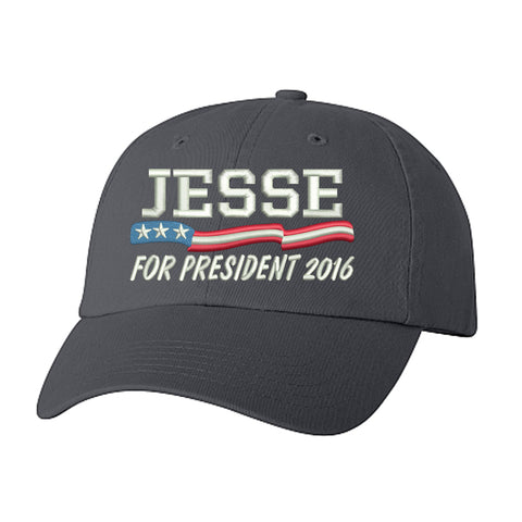 Urban Argyle | Jesse for President | Low Profile Cap - Navy