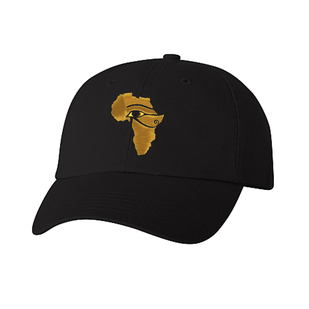 Historically Black | Tunnel Vision | Ball Cap - Black