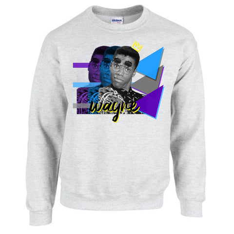 Homecoming Exclusive | Wayne | Sweatshirt - Ash
