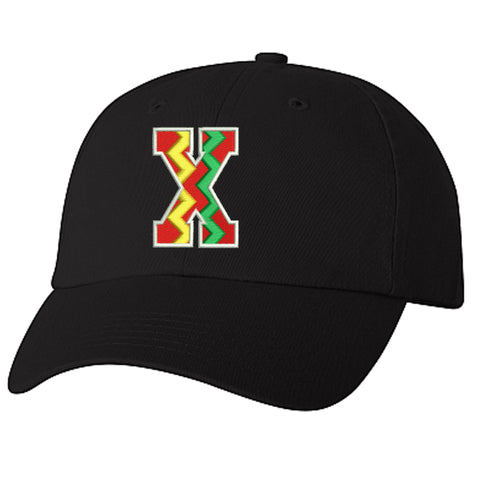 Historically Black | X Cross | Ball Cap - Black