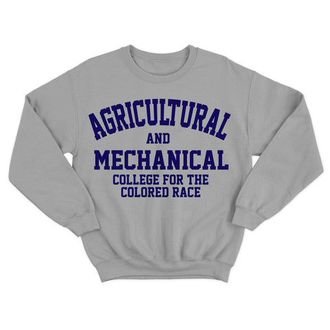 Historically Black | A&M College | Sweatshirt - Gray