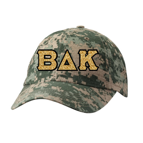 Urban Argyle | BΔK | Dad Hat - Camo
