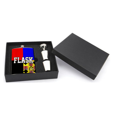 6oz Homecoming Flask