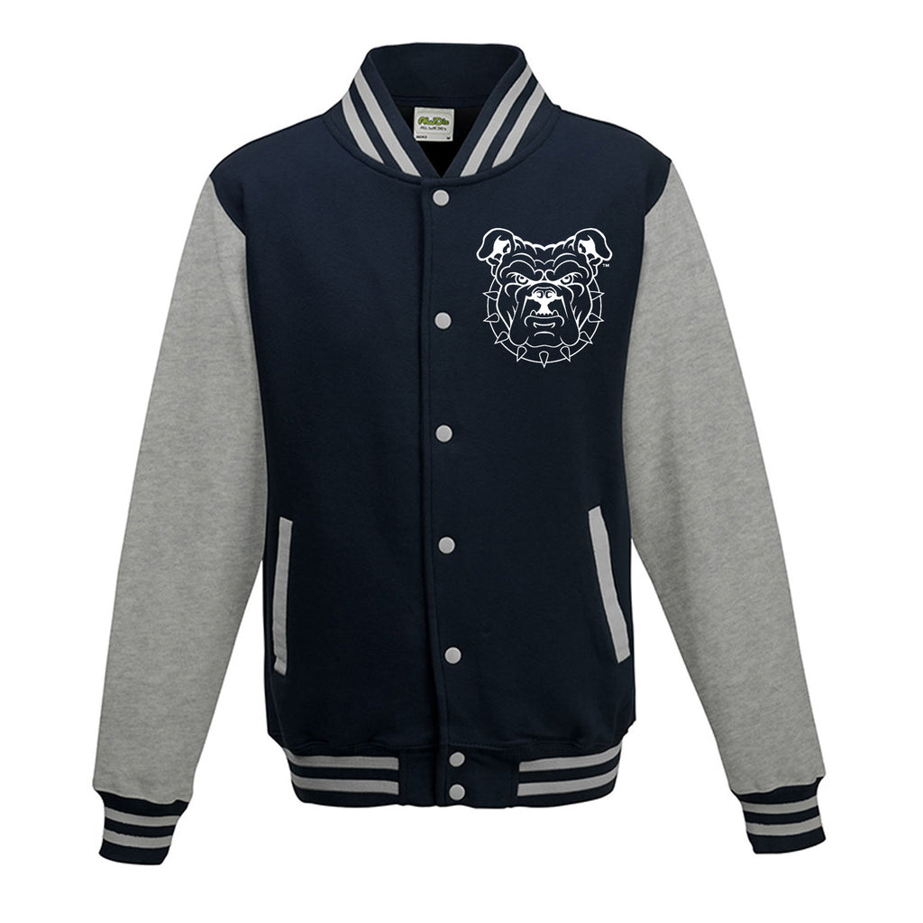 HBCU | 1891 | Letterman Jacket - Navy