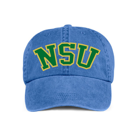 HBCU | NSU | Ball Cap - Denim
