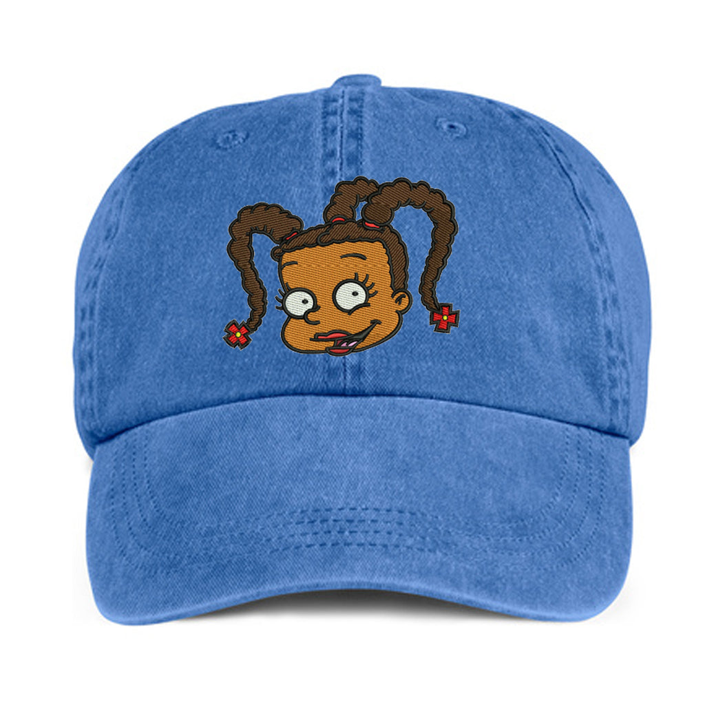 Nostalgia Series | Susie | Dad Hat - Denim