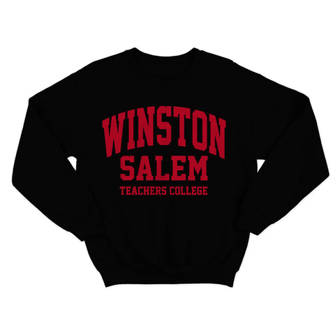 Historically Black | Teachers College | Sweatshirt - Black