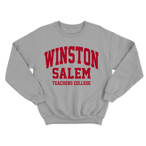 Historically Black | Teachers College | Sweatshirt - Gray