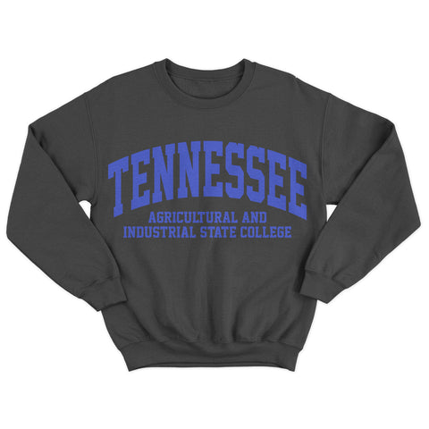 Historically Black | Tennessee A&I | Sweatshirt - Black